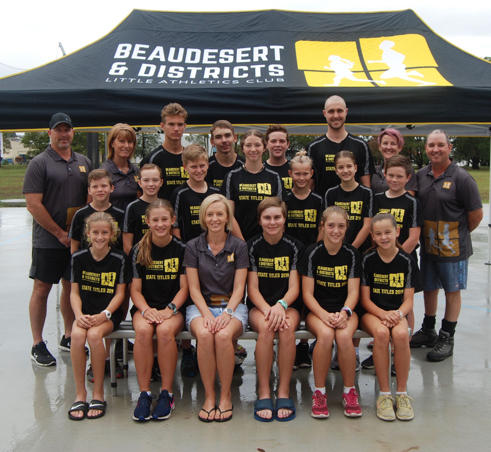 Beaudesert & Districts Little Athletics Club